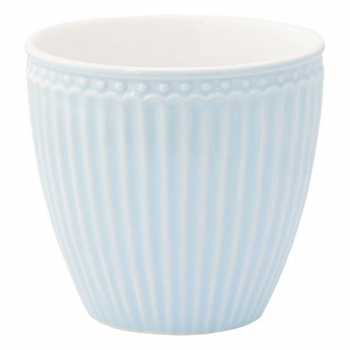 Becher (Latte Cup) - Alice pale blue