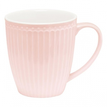 Becher (Mug) - Alice pale pink