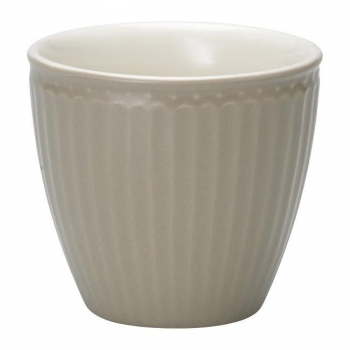 Becher (Latte Cup) - Alice warm grey