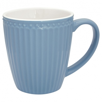 Becher (Mug) - Alice sky blue