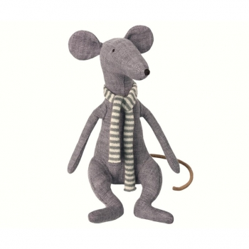 Stoff-Ratte - Cool Rat (blue)
